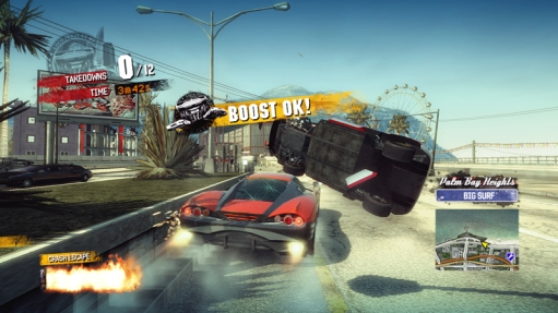 Burnout Paradise PS3 Torrent Game